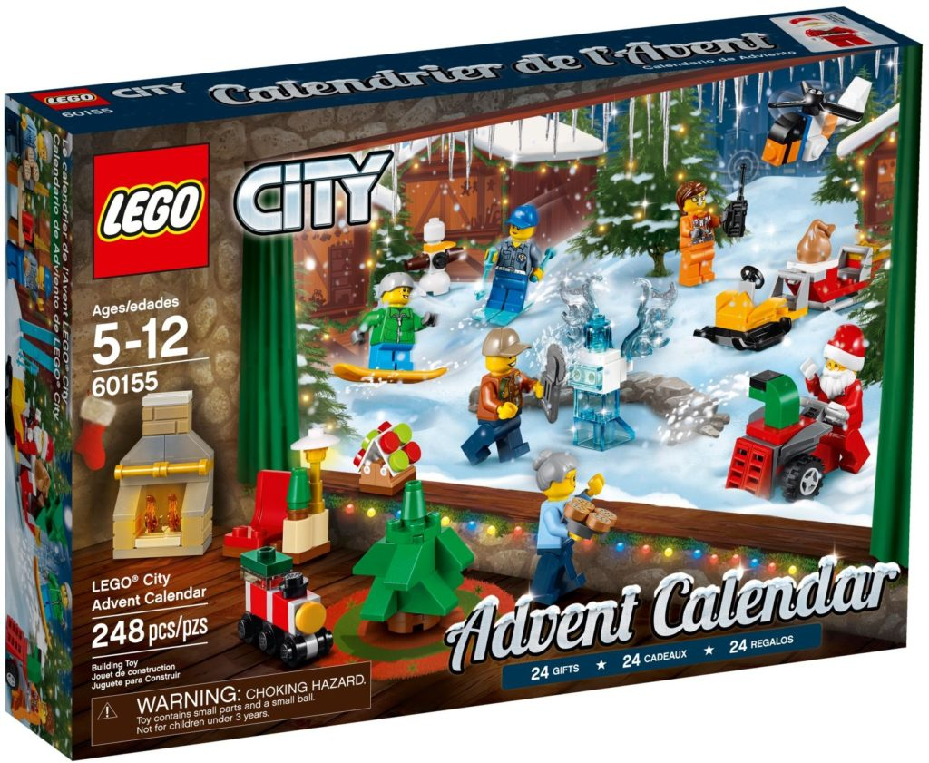 City Advent Calendar 2017