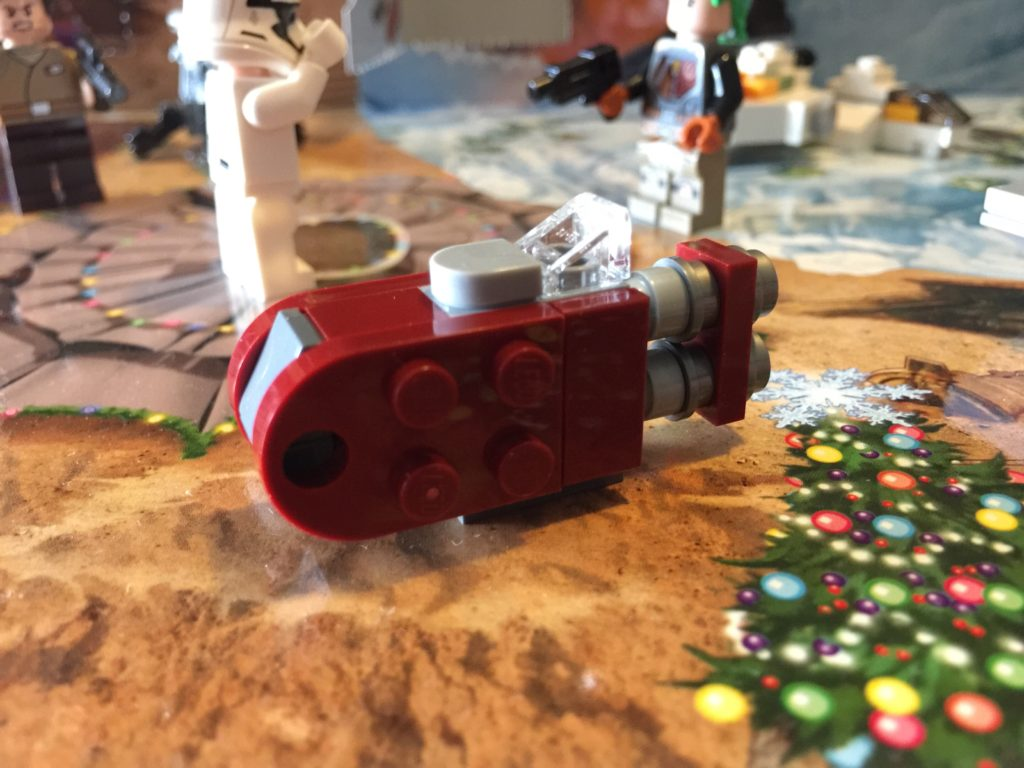 Star Wars Advent Calendar Day 9