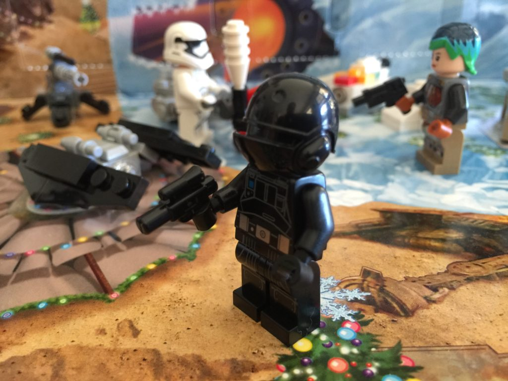 Star Wars Advent Calendar Day 21