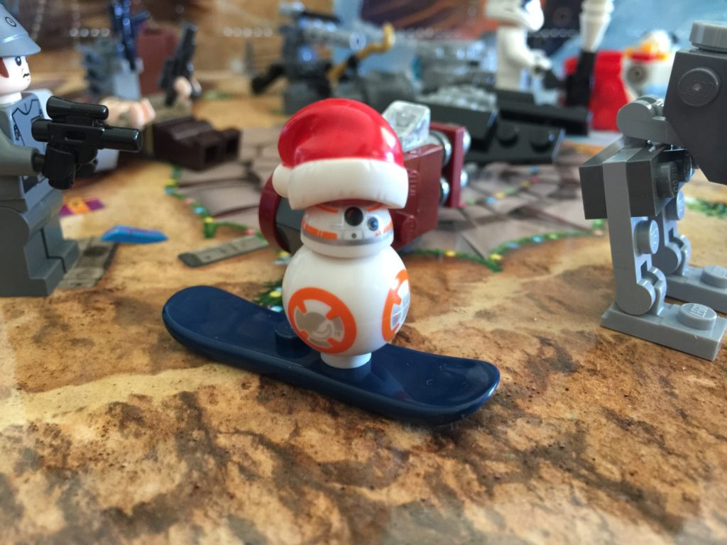 Star Wars Advent Calendar Day 24