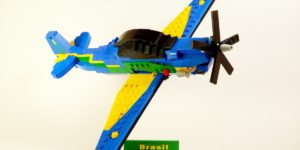 Embraer A29 Super Tucano - LEGO Ideas