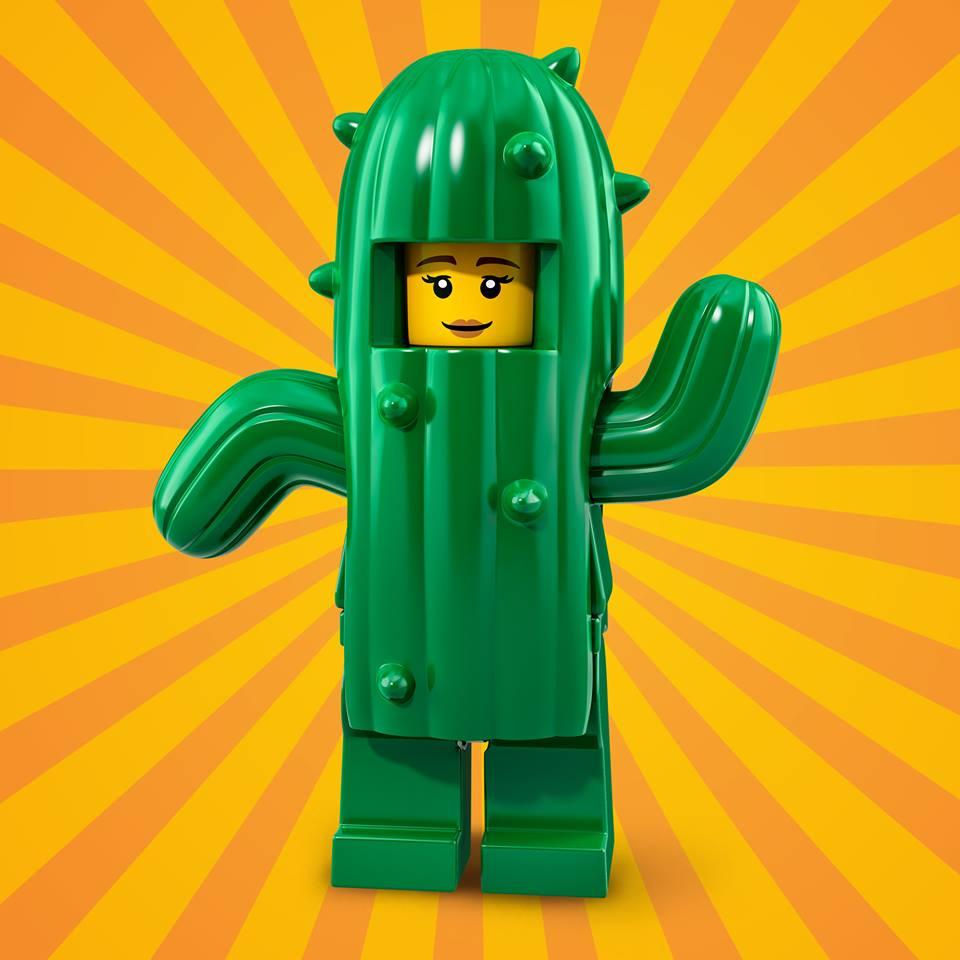 CMF18 Cactus Girl