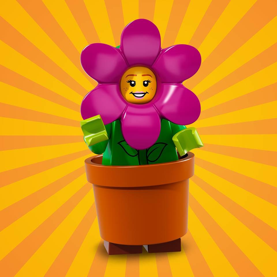 CMF18 Flowerpot Girl