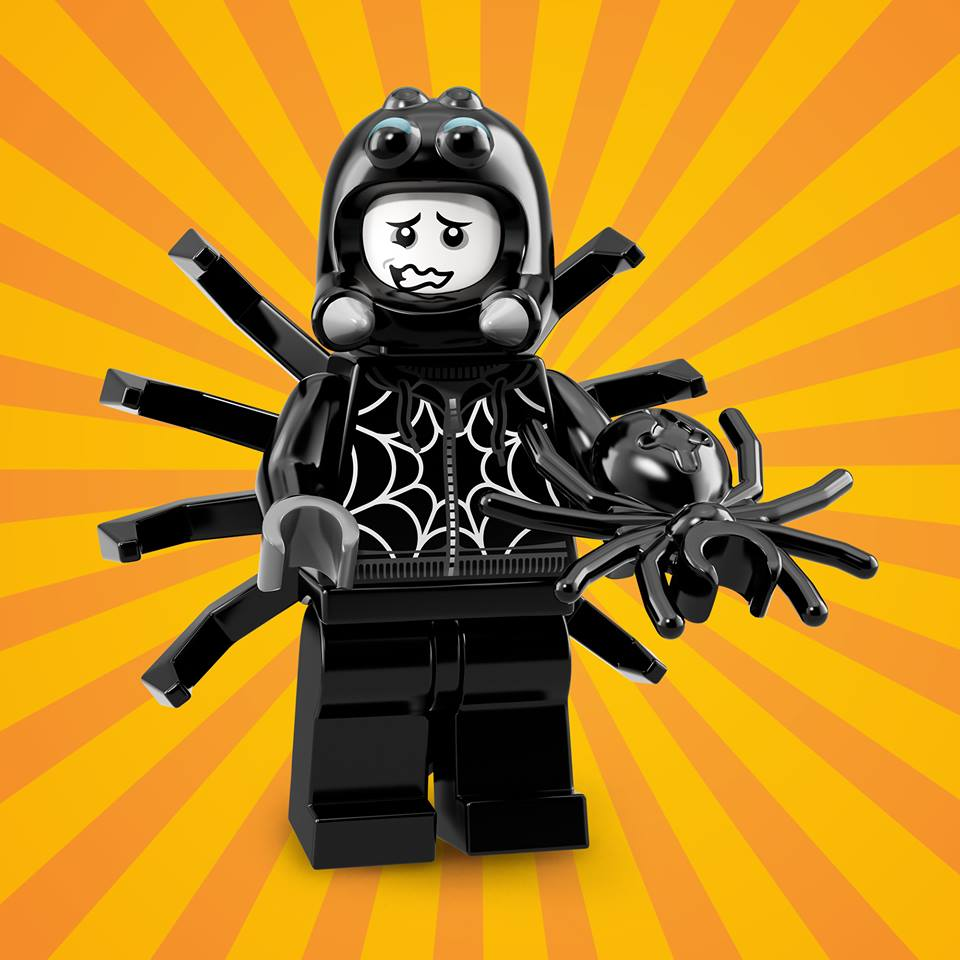 CMF18 Spider Suit Guy