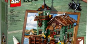 21310 LEGO Ideas Old Fishing Store