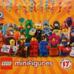 LEGO CMF 18 Group Photo