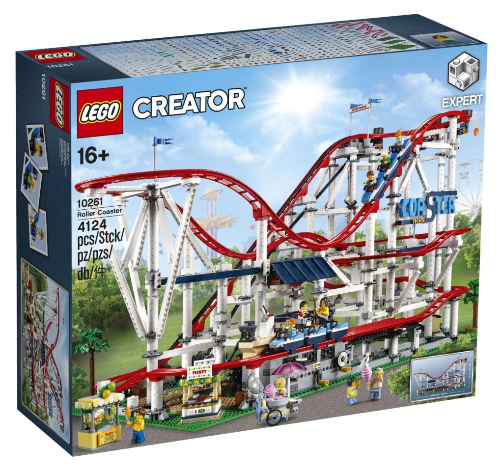 10261 creator expert roller coaster official announcement. Black Bedroom Furniture Sets. Home Design Ideas