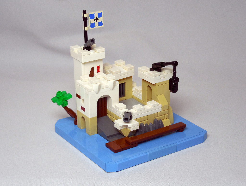 Mini Eldorado Fortress - Letranger Absurde
