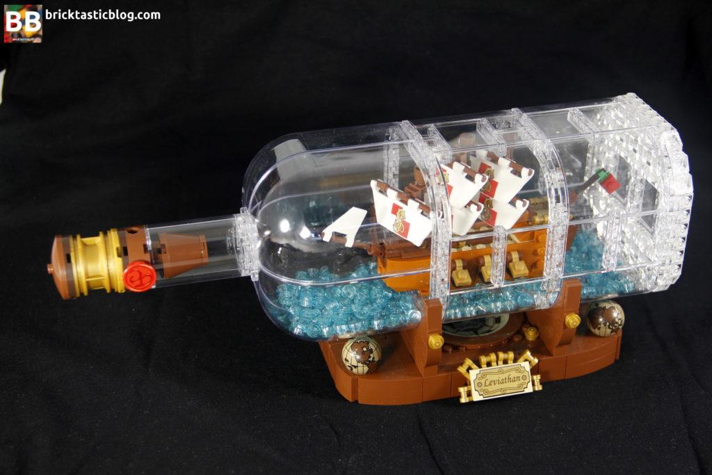21313 Ship in a Bottle
