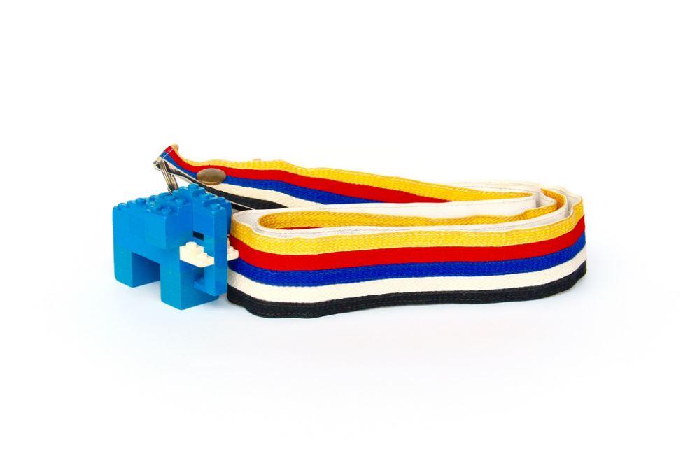 Bailey Fullarton - LEGOLAND Ambassador's sash