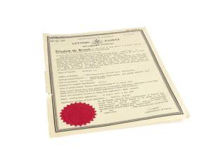 Australian Minifigure Patent 1977