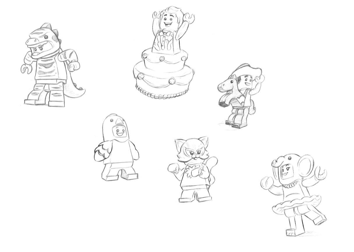 Austin Carlson Sketches