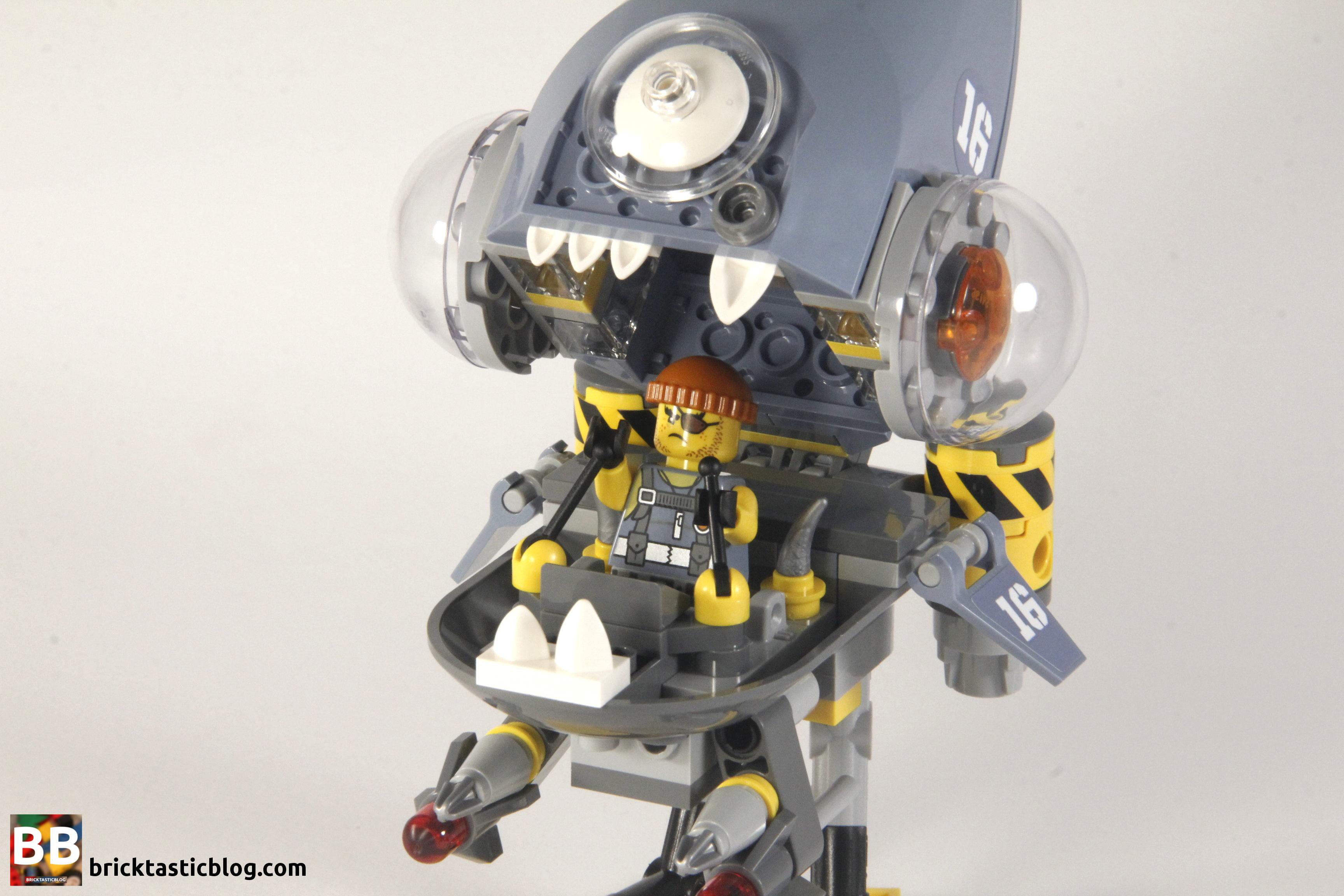 70629 Piranha Attack
