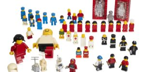 Minifigure Prototypes