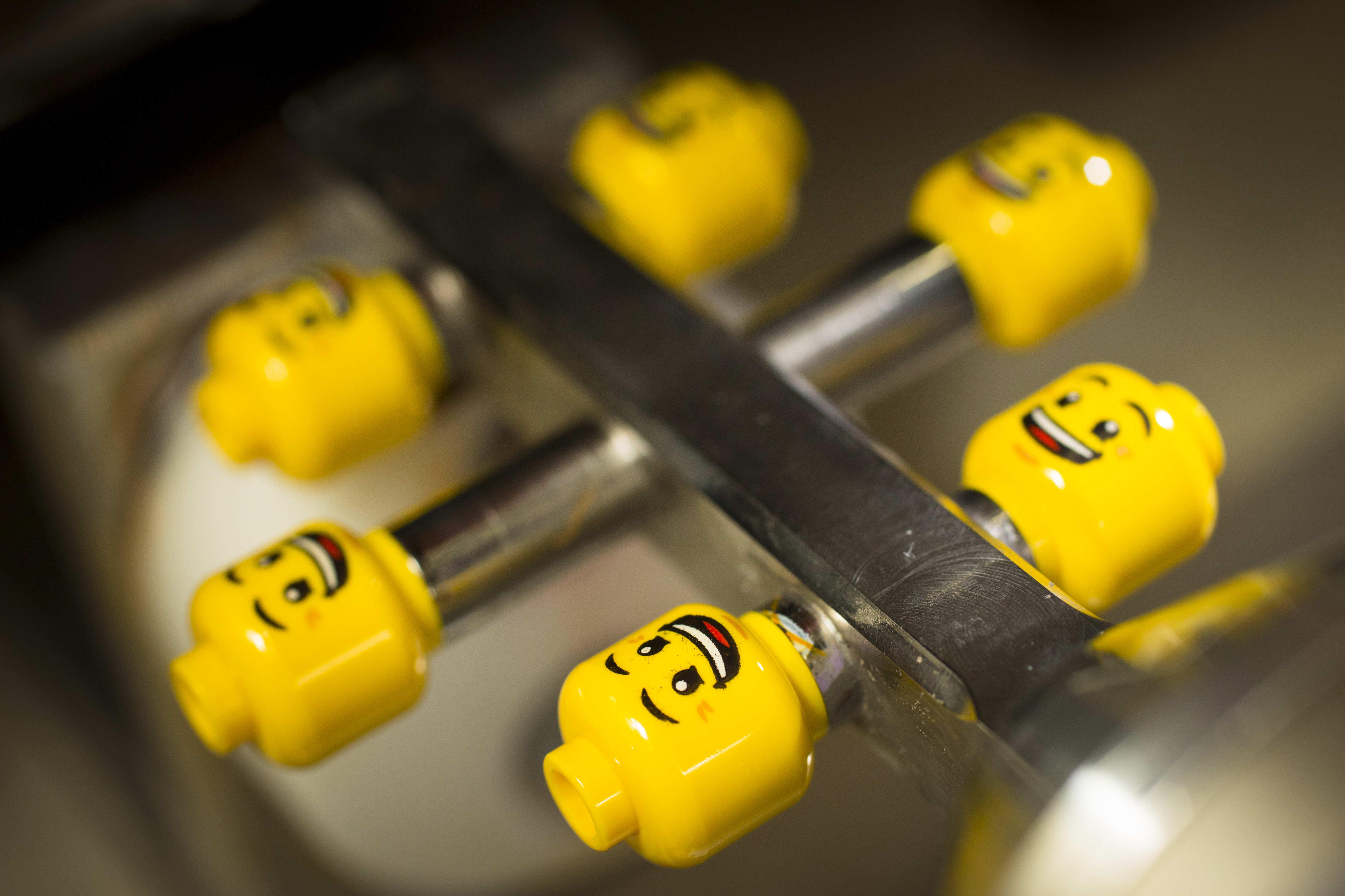 LEGO Kladno Factory