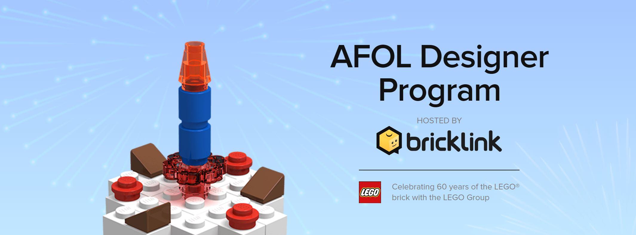 BrickLink AFOL Designer Program