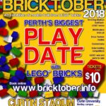 Bricktober Perth 2018 Flyer