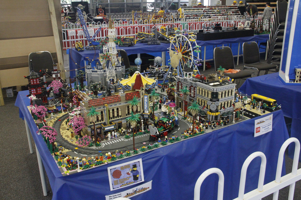 Disney Down Under - Bricktober Perth 2017