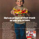 LEGO Ad 1978