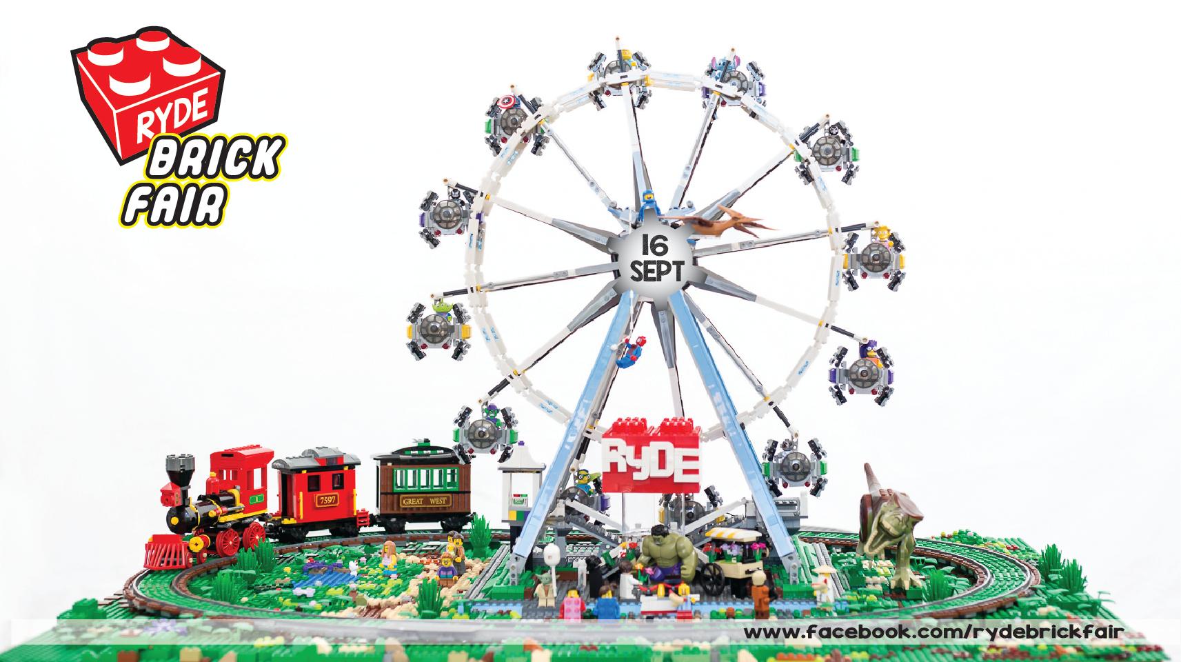 Ryde Brick Fair 2018