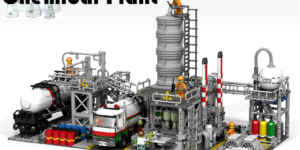 Chemical Plant - LEGO Ideas