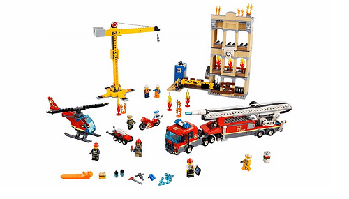 60216 Downtown Fire Rescue