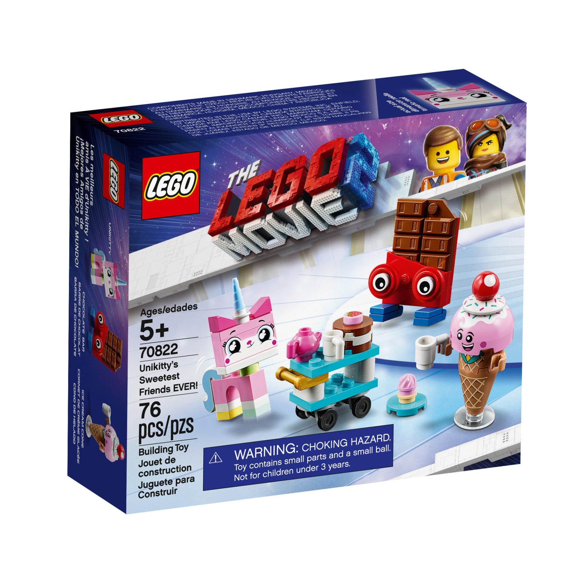 70822 — Unikitty's Sweetest Friends EVER!