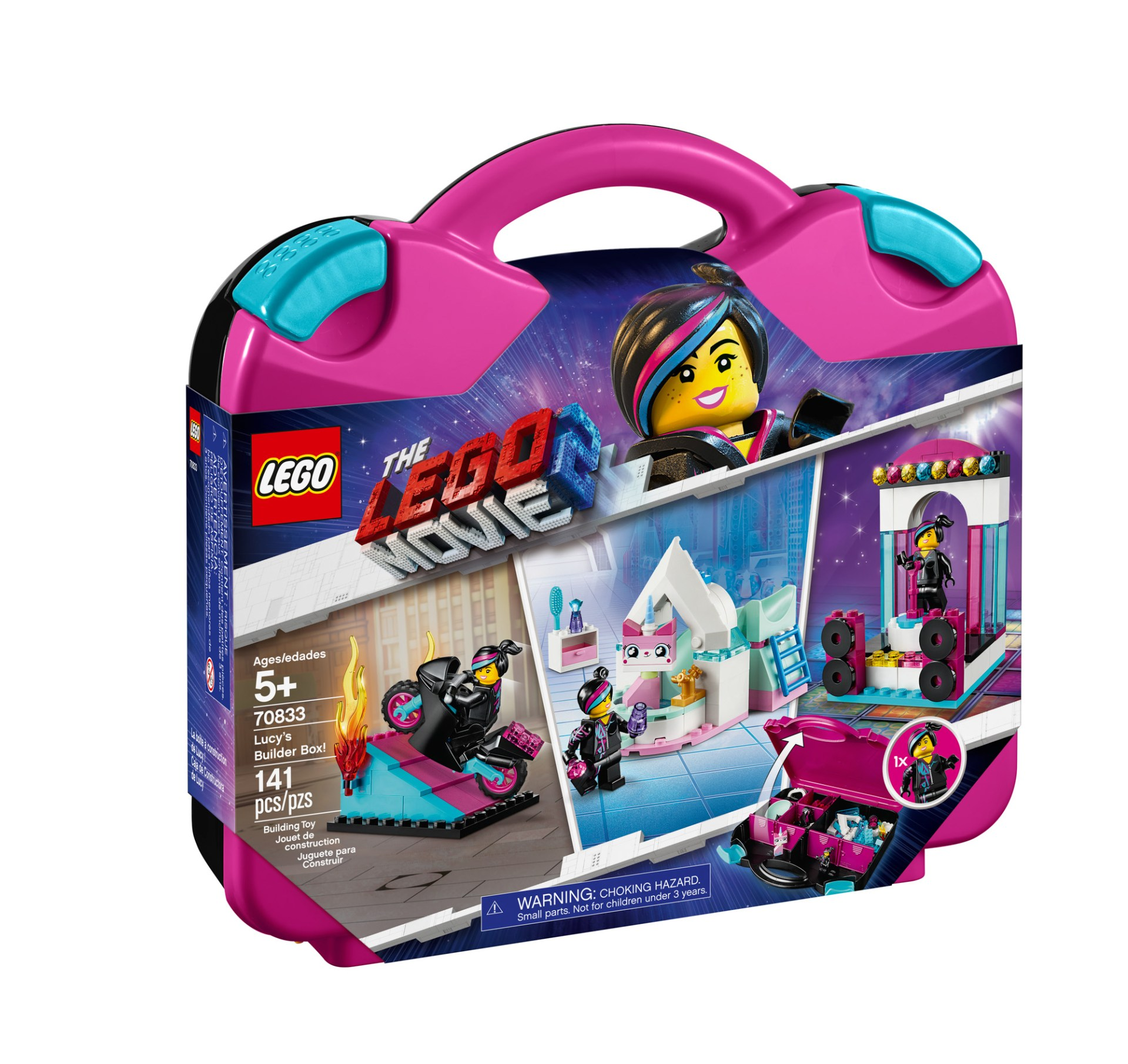 70833 — Lucy's Builder Box