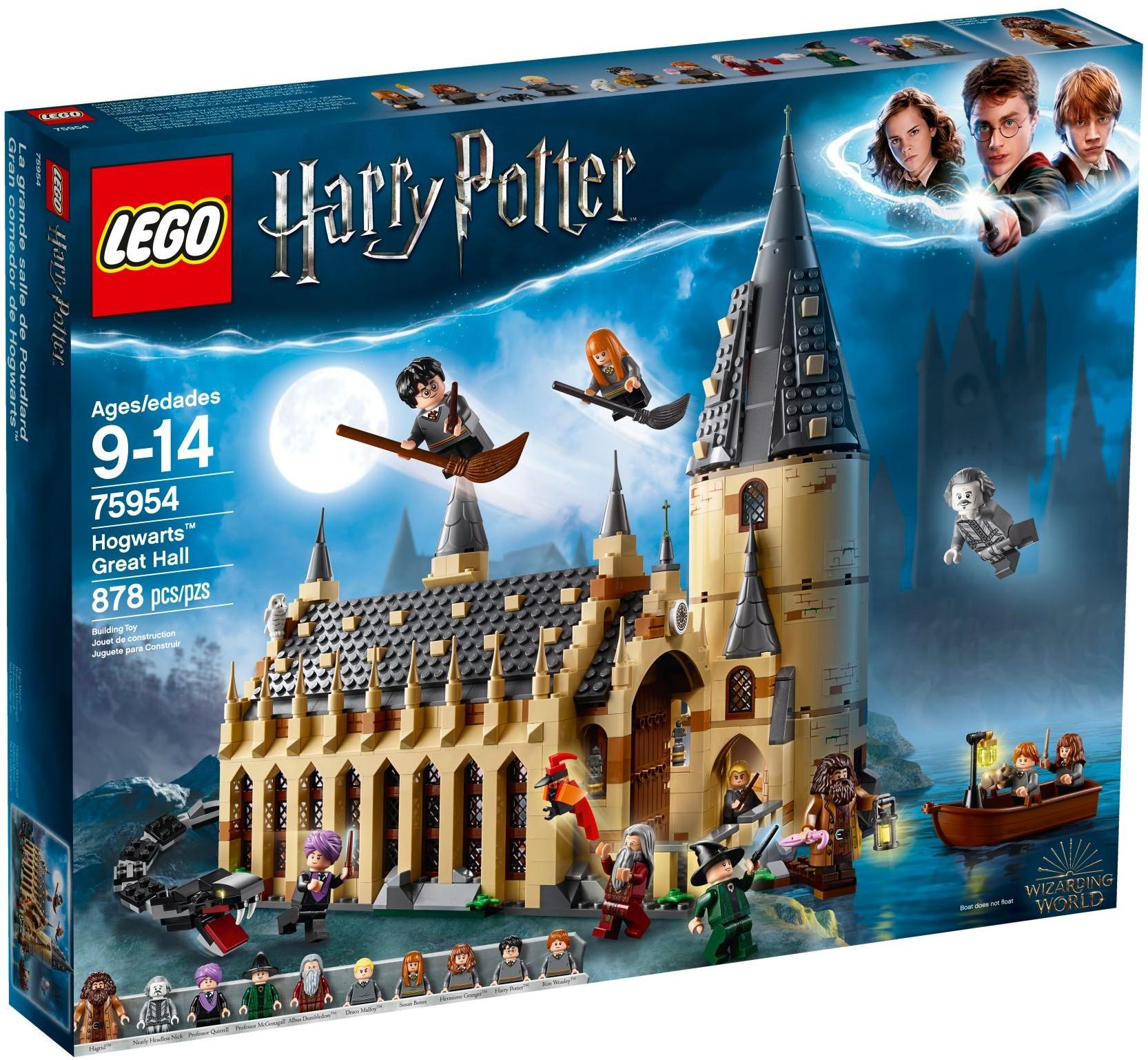 75954 Hogwarts Great Hall
