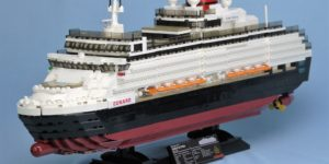 Queen Victoria Cruise Ship - FlagsNZ-