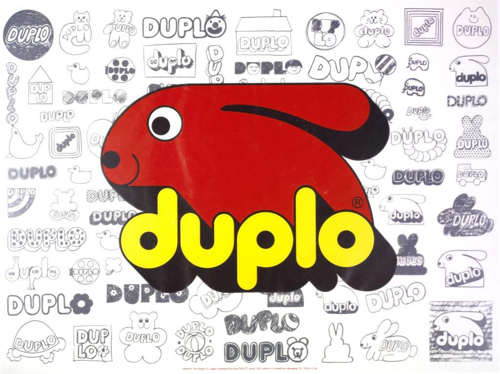 Original DUPLO Logo