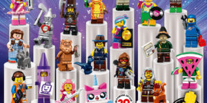 The LEGO Movie 2 CMF Series