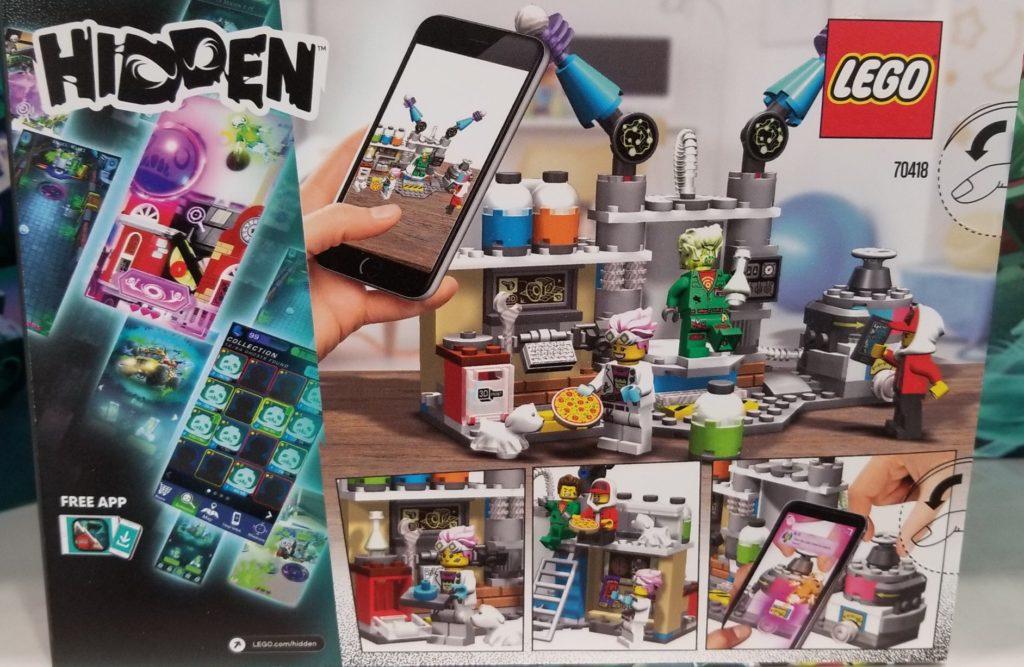 LEGO Hidden Side Lab