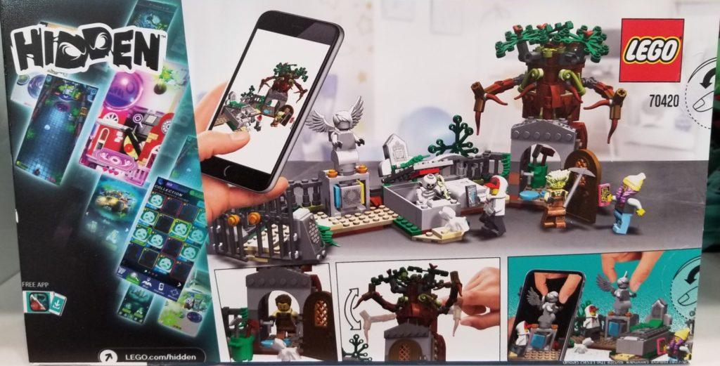 LEGO Hidden Side Graveyard