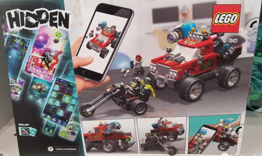 LEGO Hidden Side Truck