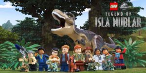 Legend of Isla Nublar