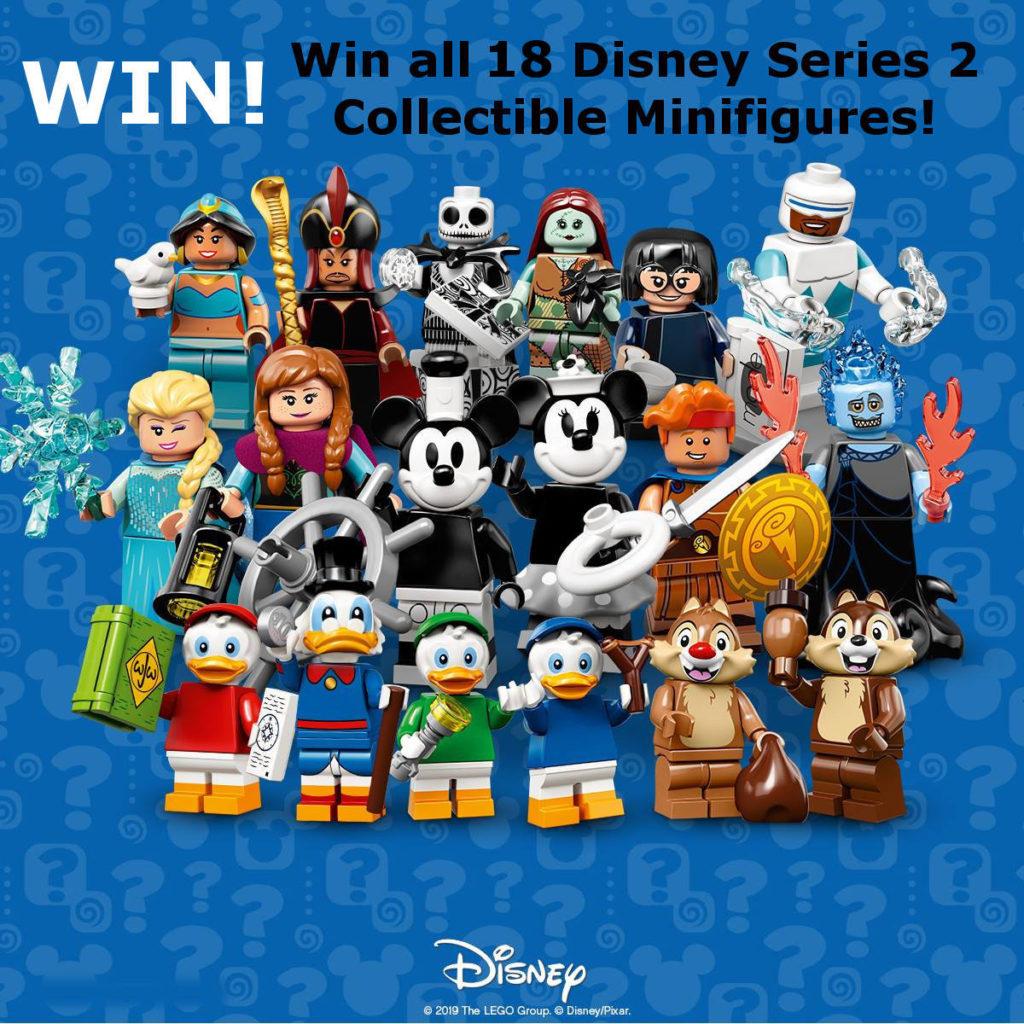 Disney CMFs Giveaway