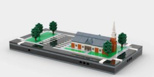 Microscale Church - Taylor Thompson
