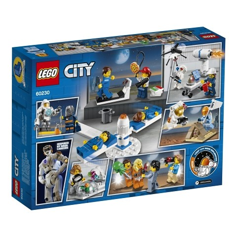 60230 People Pack – Space Research and Development