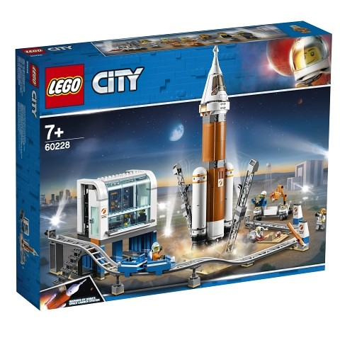 60228 Space Research Rocket Control Center