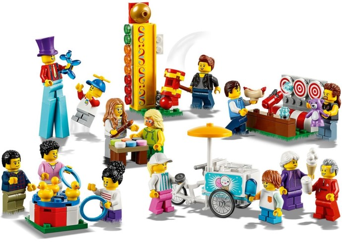 60234 People Pack - Fairground
