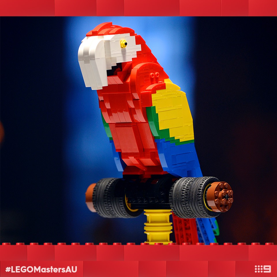 LEGO Masters - Parrot