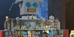 Bilsy & Kale's Robot Lair