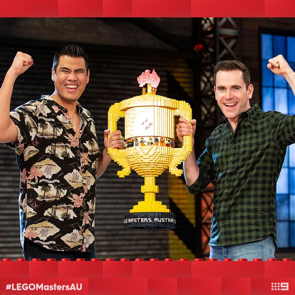 LEGO Masters Australia - Finals Week
