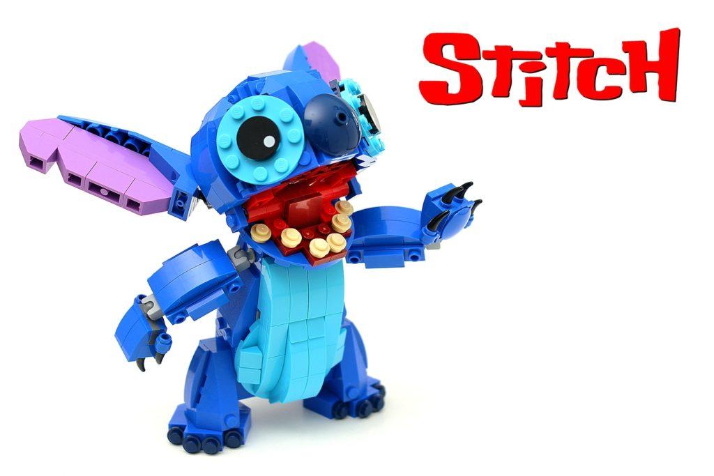 Stitch - Legohaulic