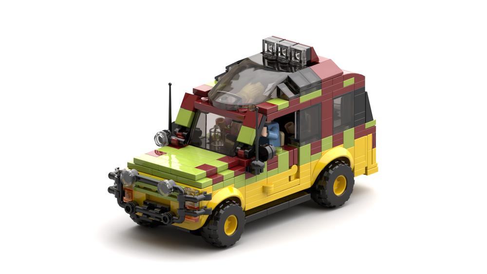 Jurassic Park - Tour Vehicle