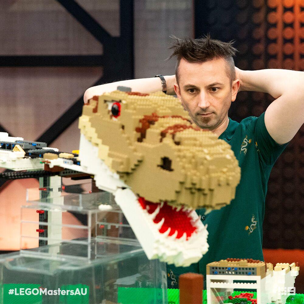 LEGO Masters - Kale Scale