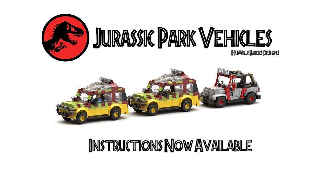 Jurassic Park Vehicles