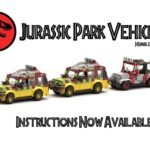 Jurassic Park Vehicles