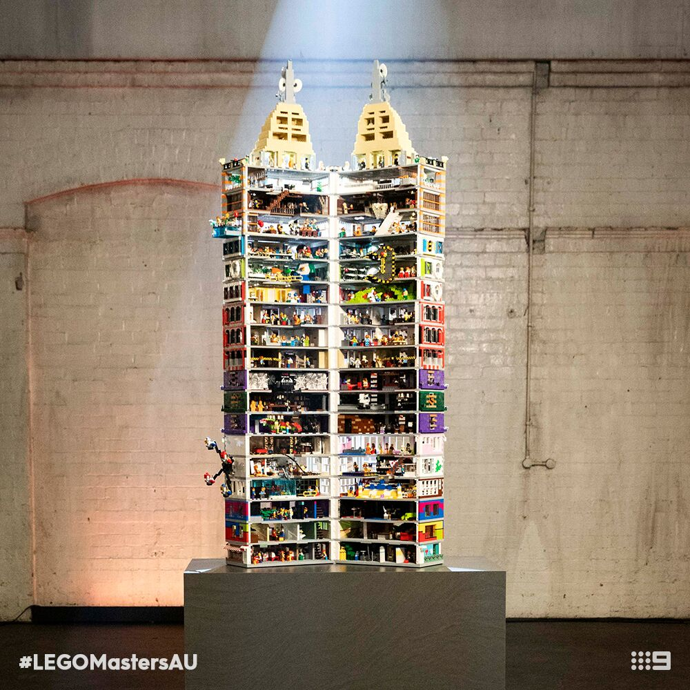 LEGO Masters - Apartment
